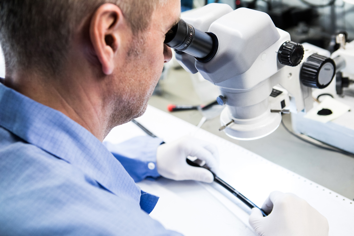 naprawa endoskopow